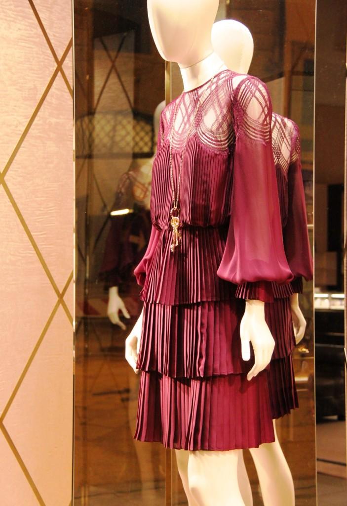 Florence, vitrines de nuit