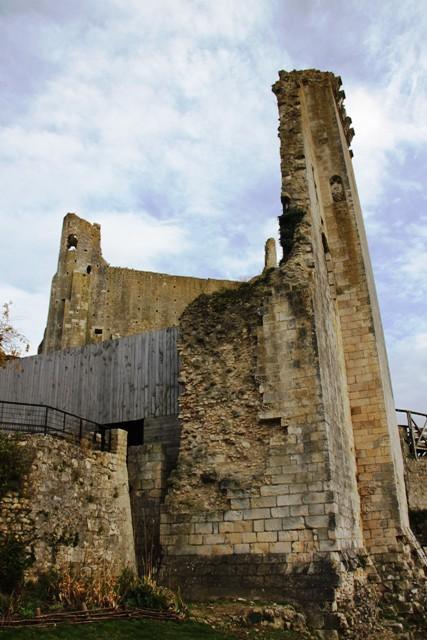 Les escapades du dimanche # 1 : la Cité Médiévale de Chauvigny (86)