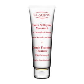Nettoyant Moussant Clarins pour peaux normales à mixtes